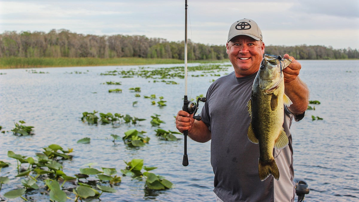 Are You Fishing the Wrong Lily Pads?