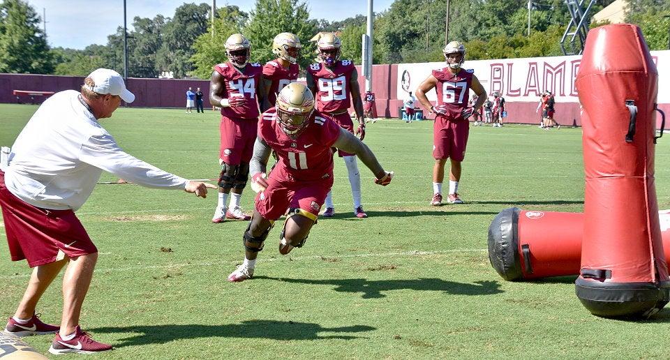 Barnett brings pressure, adaptability on passing downs