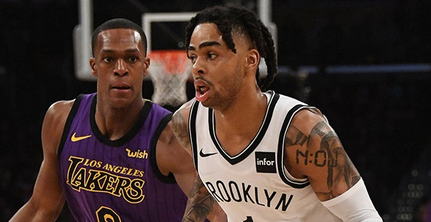 2765157608e6 Lakers eliminated from playoff hunt by D Angelo Russell