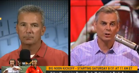 Urban Meyer asked if 2019 Michigan will be Jim Harbaugh's best
