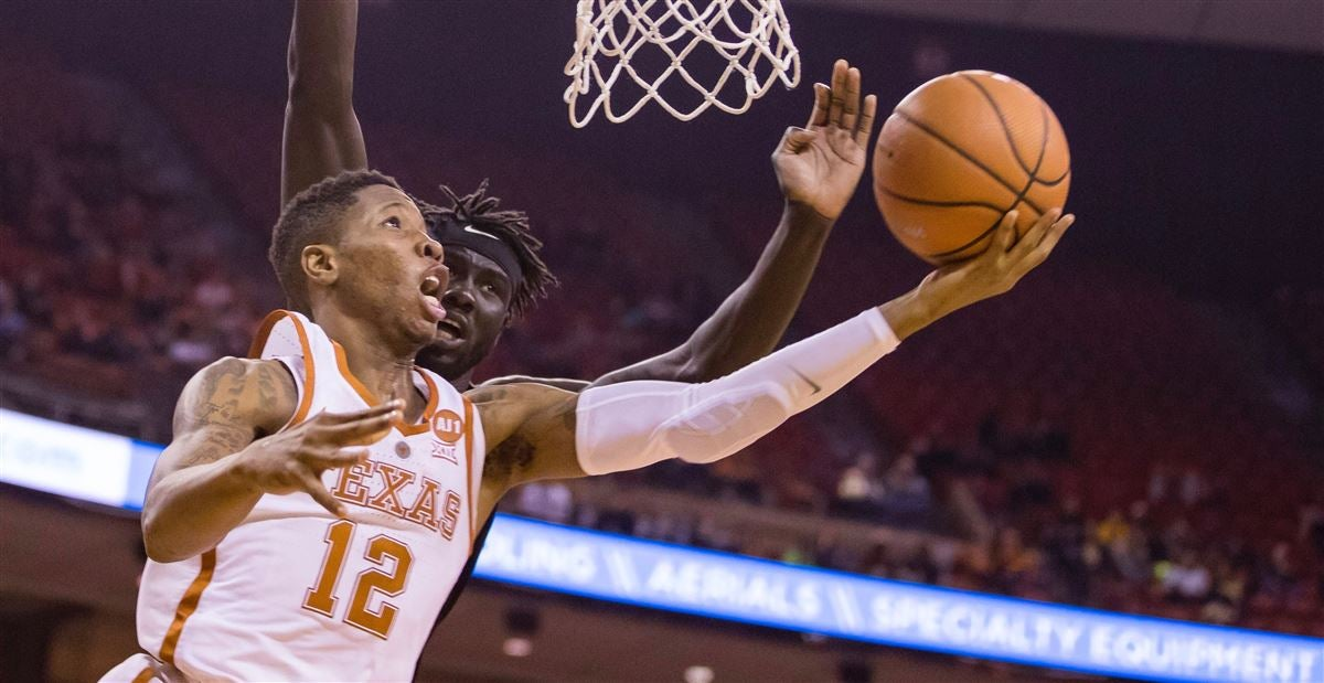 Texas guard Kerwin Roach not invited to NBA combine