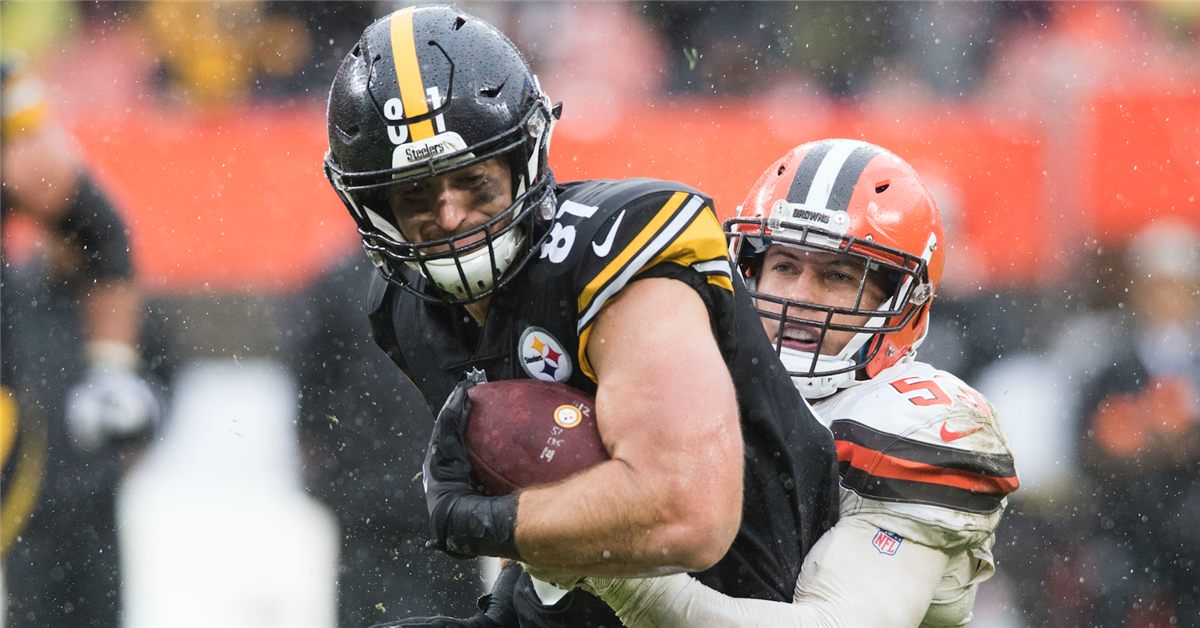 e9407ee7 Why the Steelers should re-sign Jesse James