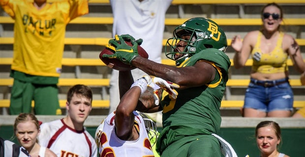 Notes And Stats From The Game Baylor Vs Iowa State