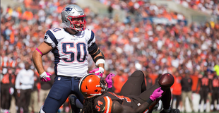 1554baa5e Rob Ninkovich showed up to Chirs Long s house with clown mask
