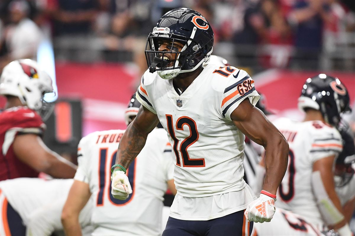 on sale f3993 733d0 Bears being cautious with Allen Robinson