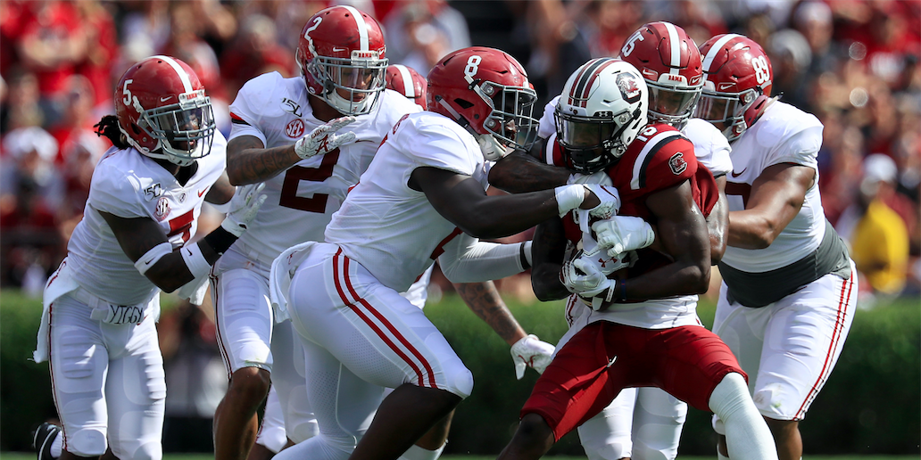 Projecting Alabama's depth chart after draft decisions: Defense
