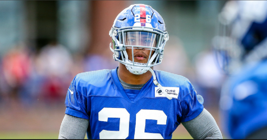 Saquon Barkley says he could play Friday if it were the playoffs