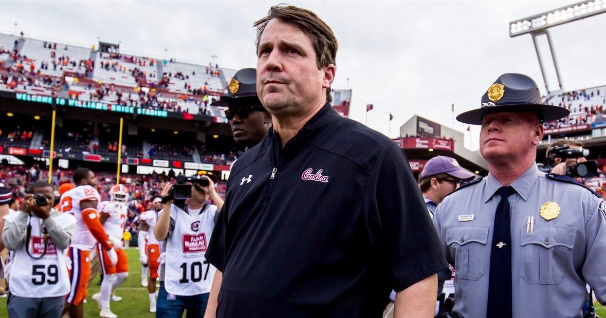 Will Muschamp responds to leaked cursing video