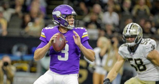 Browning, Bryant, Eldrenkamp cut; Vikings hope to re-sign QB
