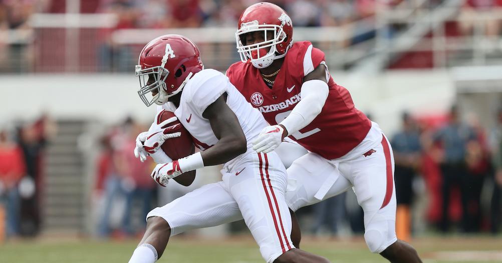 Alabama vs. Arkansas: Week 9 kickoff time, TV channel announced