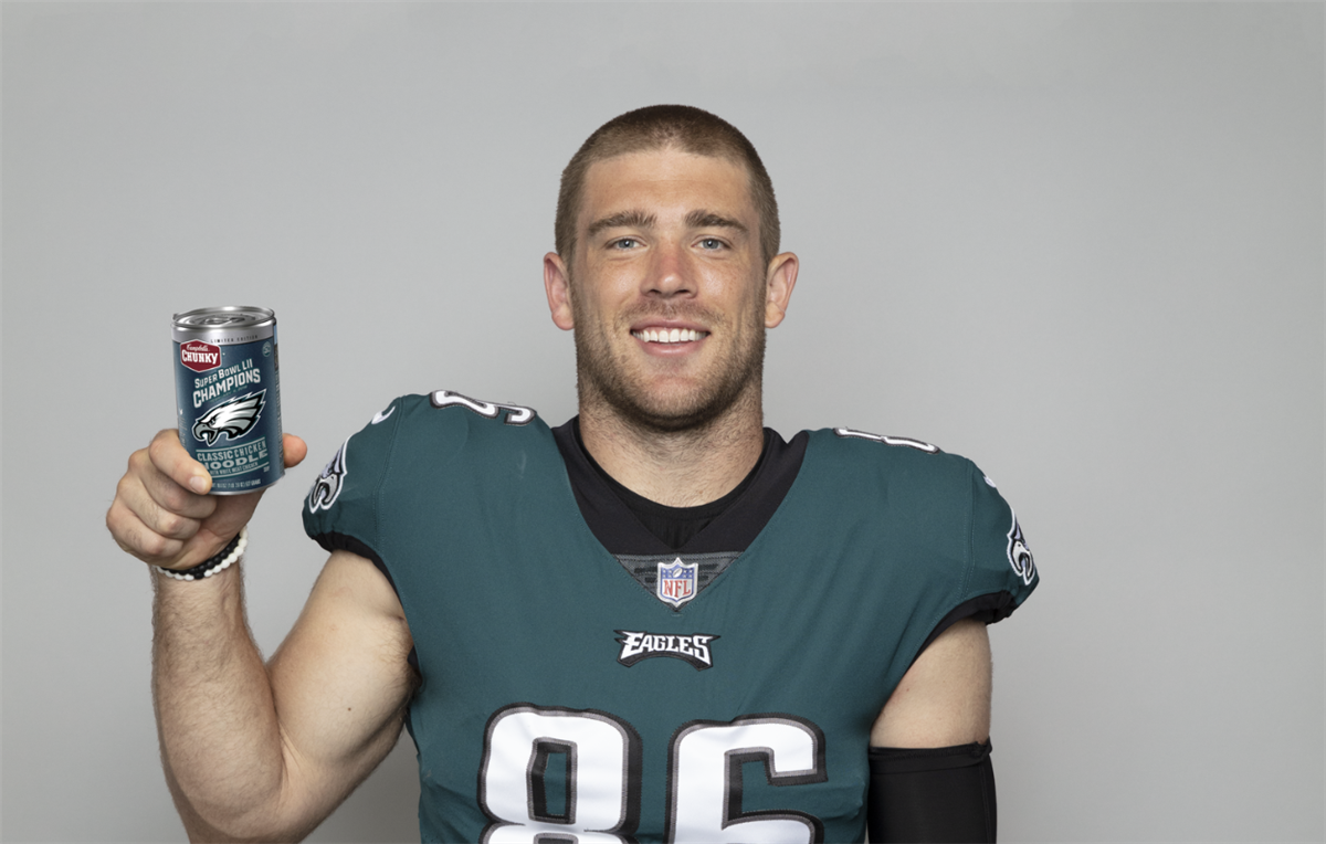 Campbell's releases Eagles Super Bowl championship soup cans