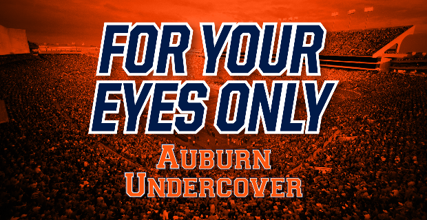For Your Eyes Only: An inside look at Auburn athletics