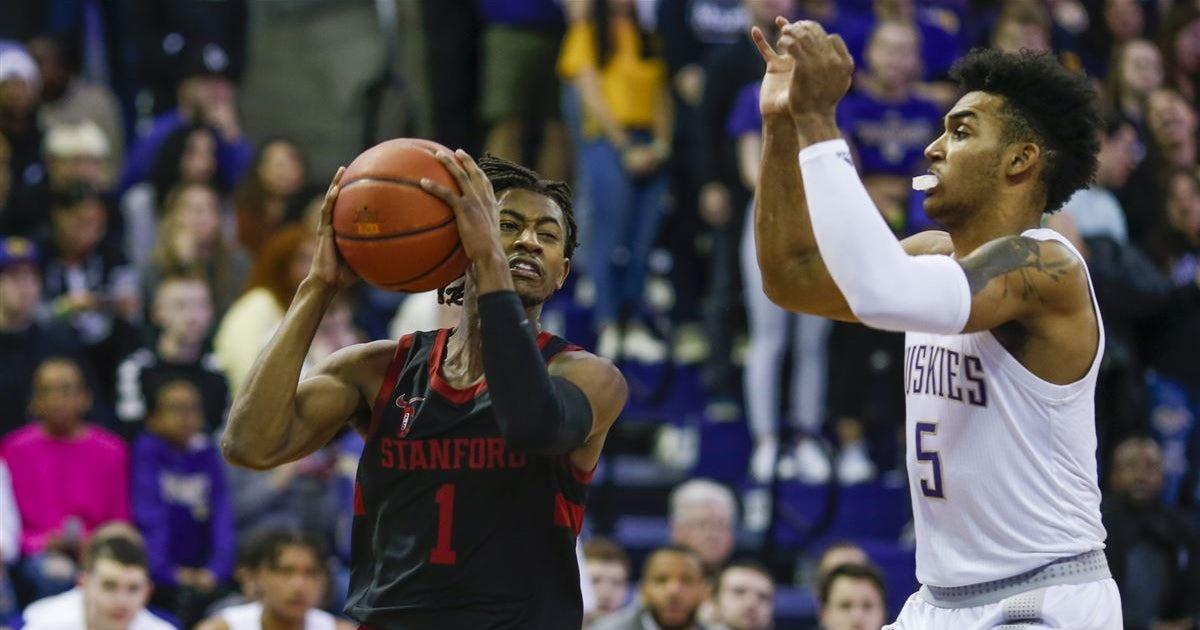 Stanford Beats Washington 72-64: Cardinal Ends Four-Game Skid
