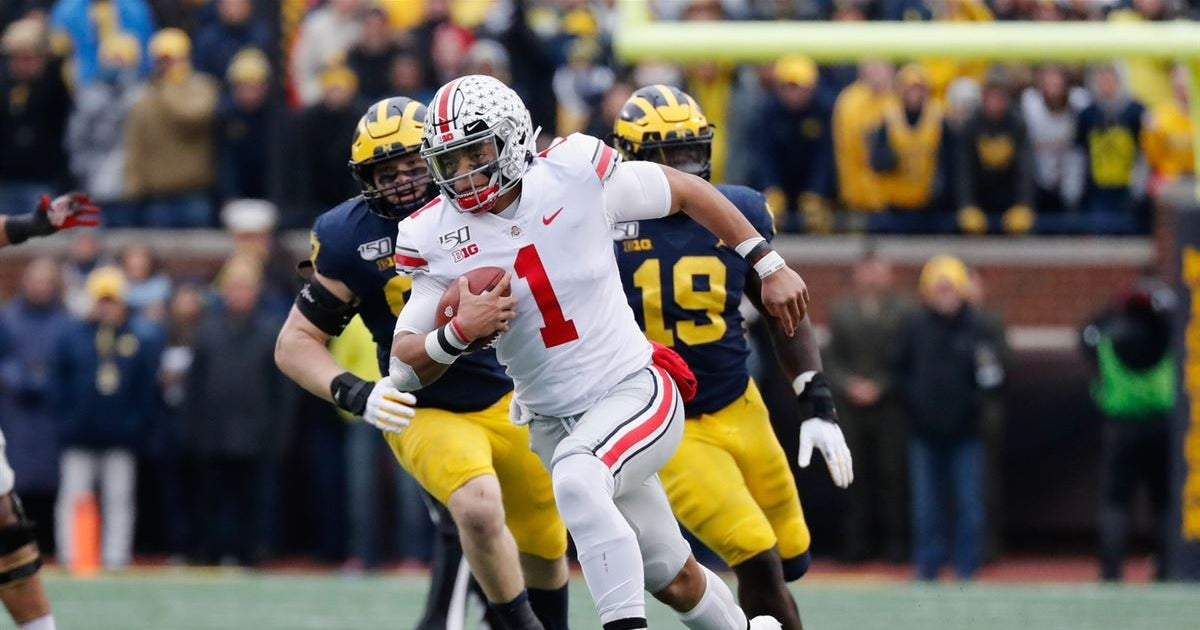 Ohio State-Michigan game to air on FOX in 2020