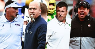 The 10 coaches most likely to win first national championship