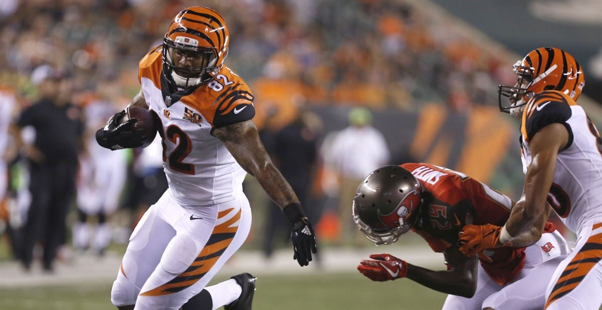 Cethan Carter on the move in NFL free agency