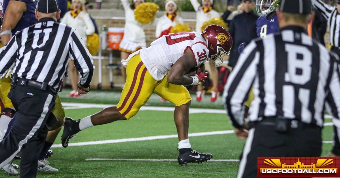 Stat Pack: Where USC stands statistically following Week 6