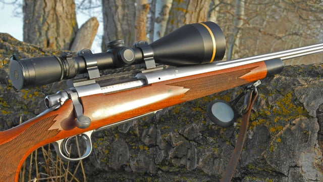 A Timney Fix For Remington's Recall