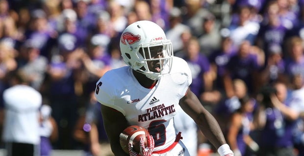 huge sale e4c78 9e214 Highlights of Bears seventh-round pick Kerrith Whyte Jr.