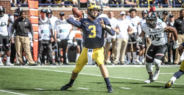 Wilton Speight announces transfer to UCLA - CBSSports.com