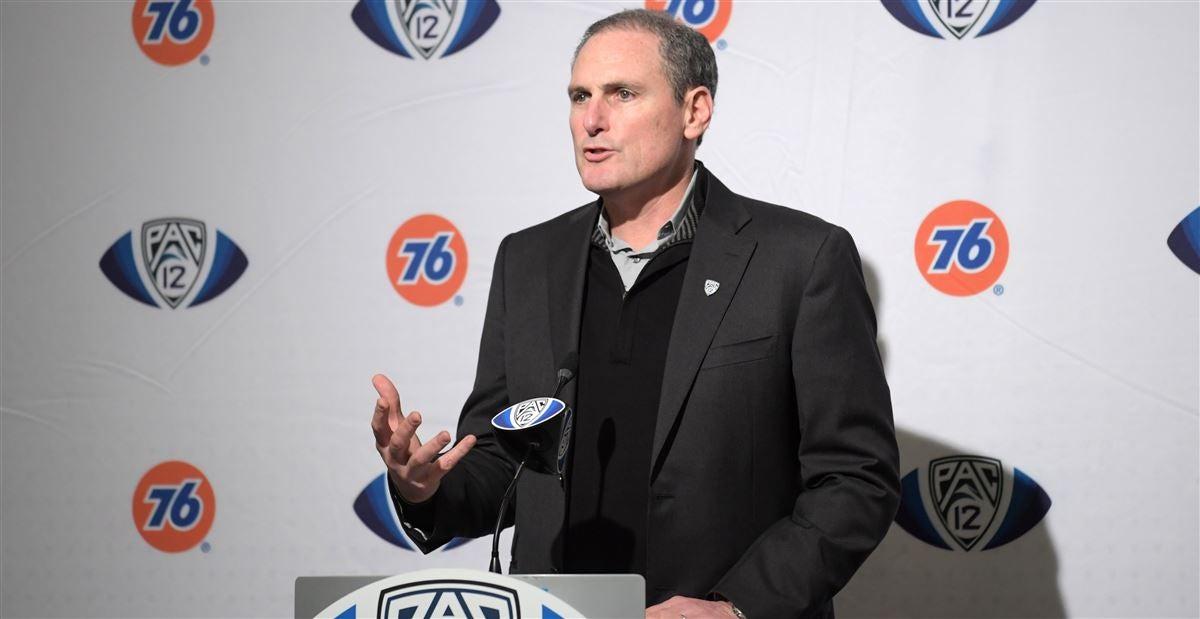 Larry Scott releases statement after Big Ten announcement