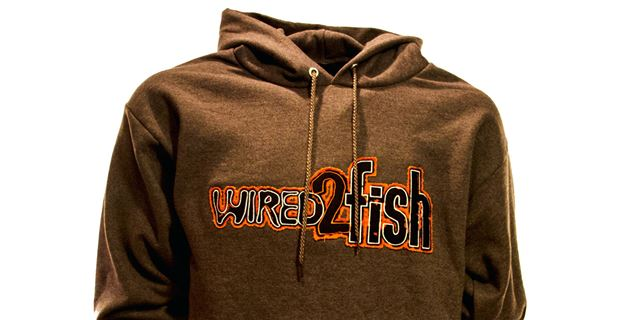 New Wired2Fish Hoodie Available