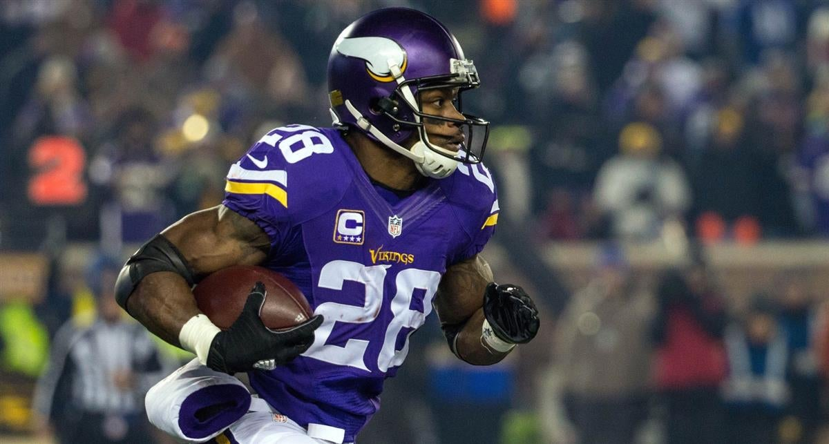 Report: Redskins to host RB Adrian Peterson