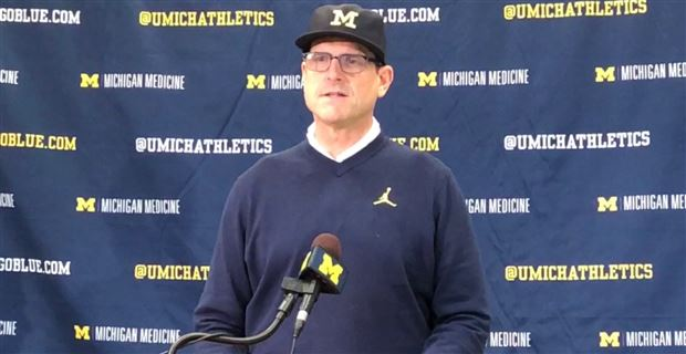 Full transcript of Jim Harbaugh's Signing Day press conference