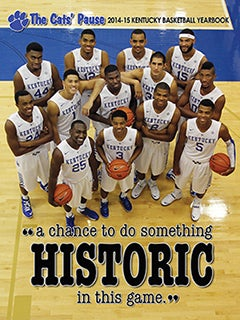 Where Can I Find Cats Pause Basketball Yearbook
