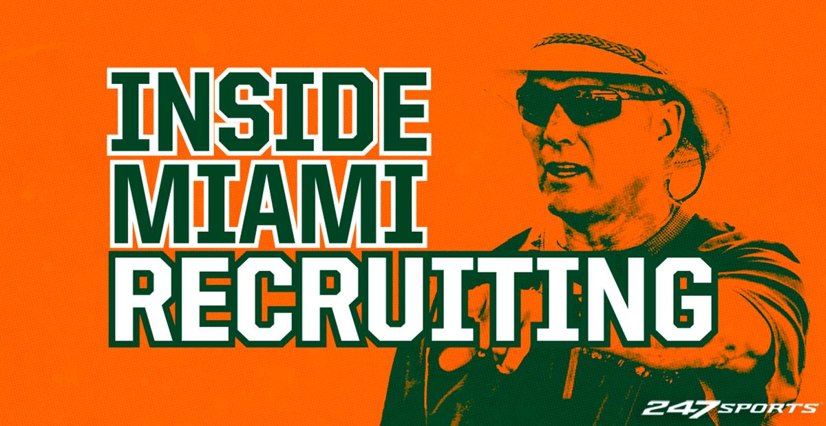 Inside Miami Recruiting: 8/18