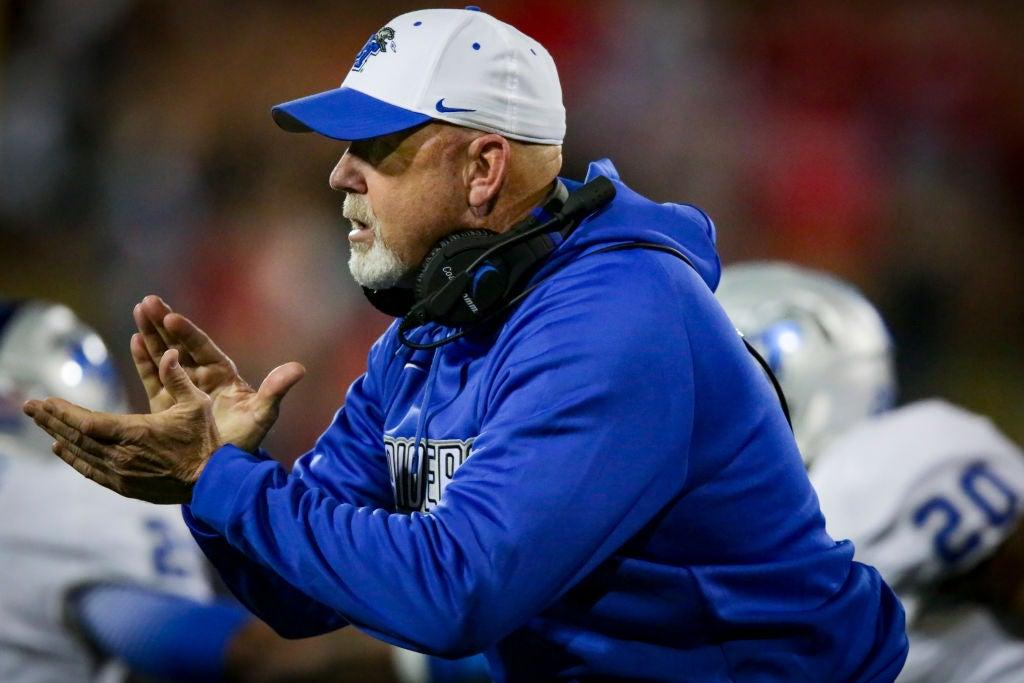MTSU coach on main benefit to playing Michigan? '1 6 million'