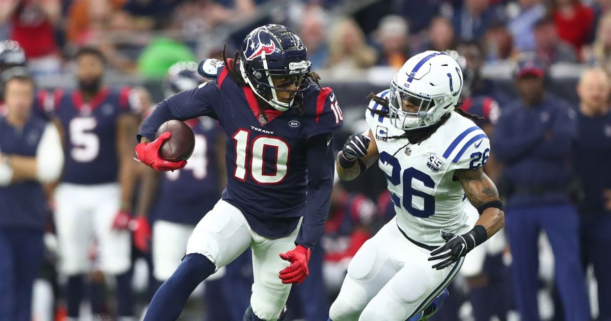 DeAndre Hopkins suffers AC joint sprain in loss to Colts 0c92af037
