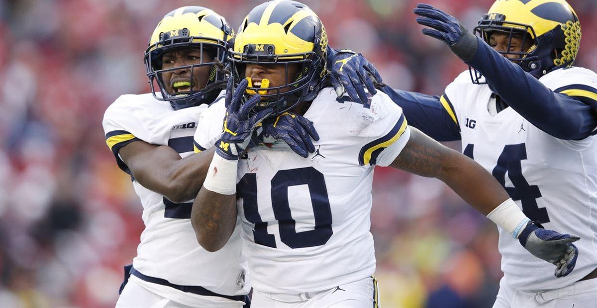 Devin Bush Jr. on Michigan's goals in 2018: 'We got one shot'
