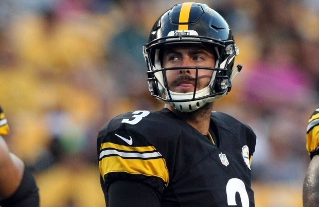 Landry Jones dealing with early injury in the XFL