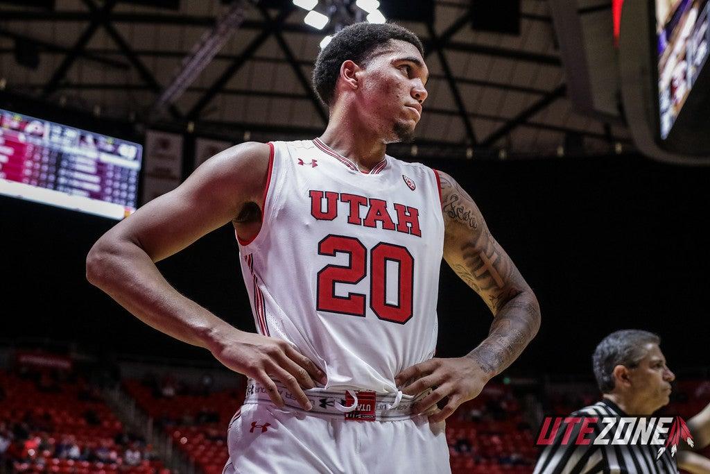 ASU opponent analysis: Utah forward Timmy Allen