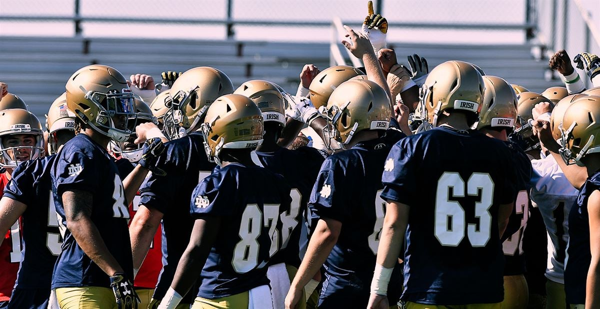 Notre Dame's Developing Depth