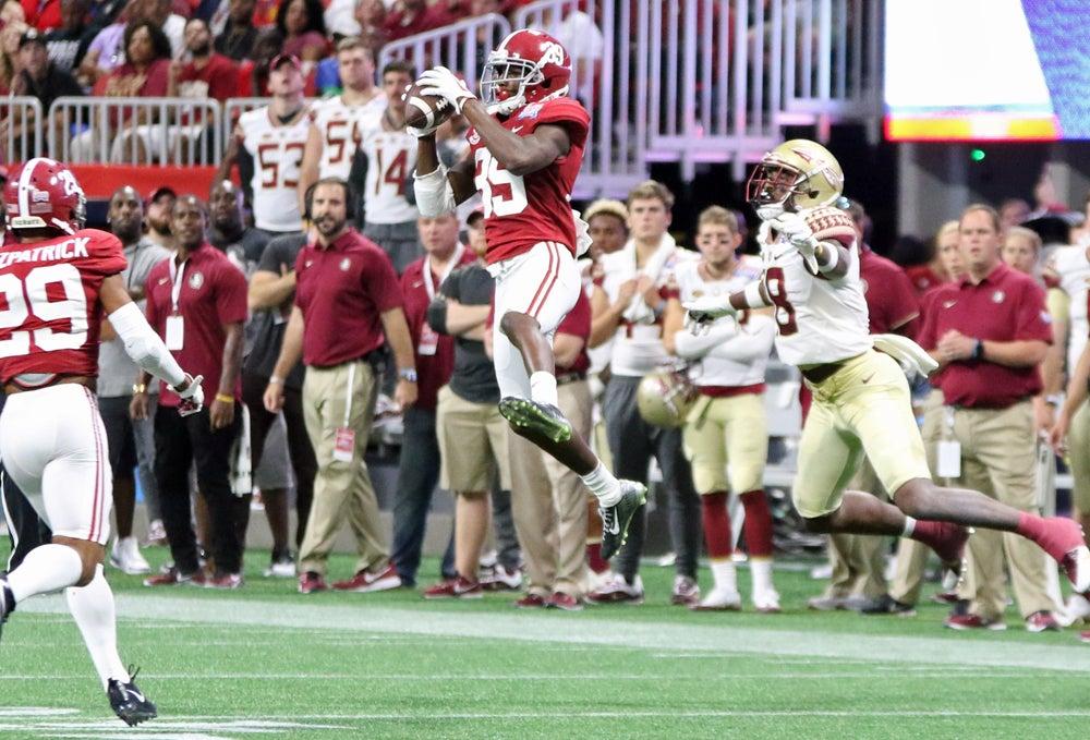 Levi Wallace fulfilling late father's dream for Alabama football