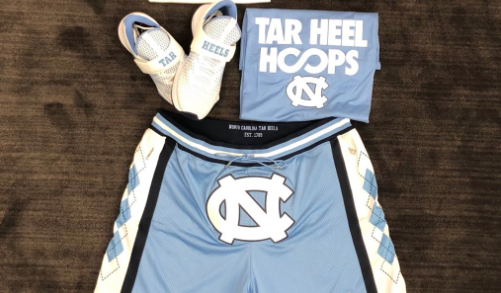 Look: UNC Uniforms Ready for the Bahamas