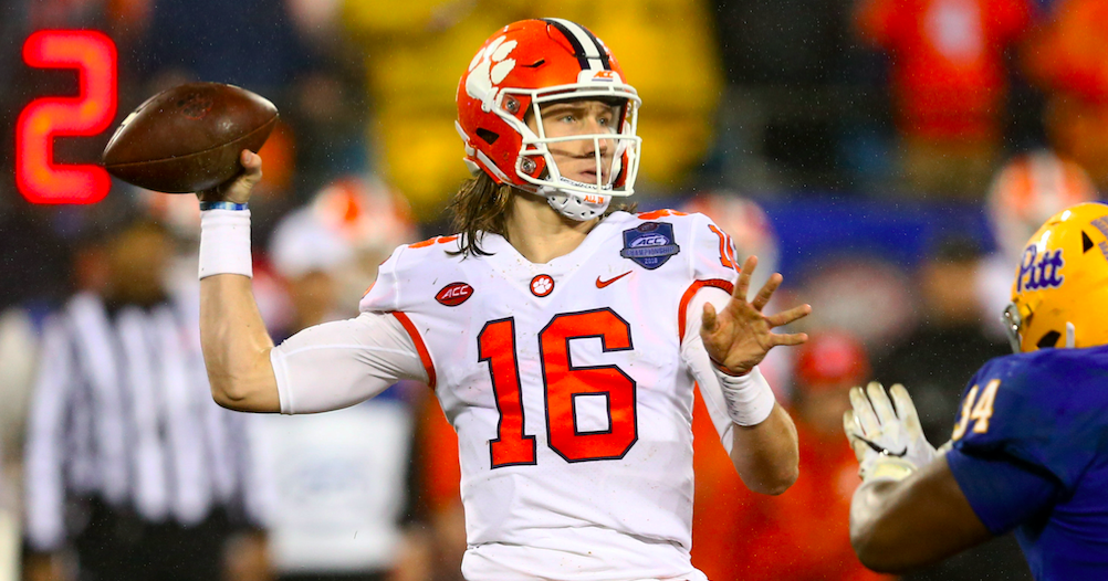 """McElroy: Trevor Lawrence has been """"truly amazing"""" this season"""
