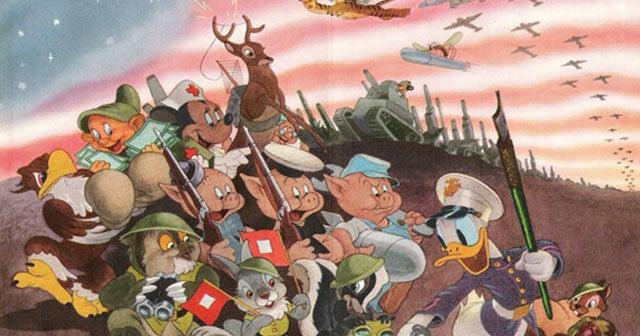 How Donald Duck Helped Win World War II