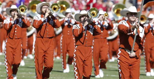 University of Texas Requires School Band to Play 'The Eyes of Texas' in 2021