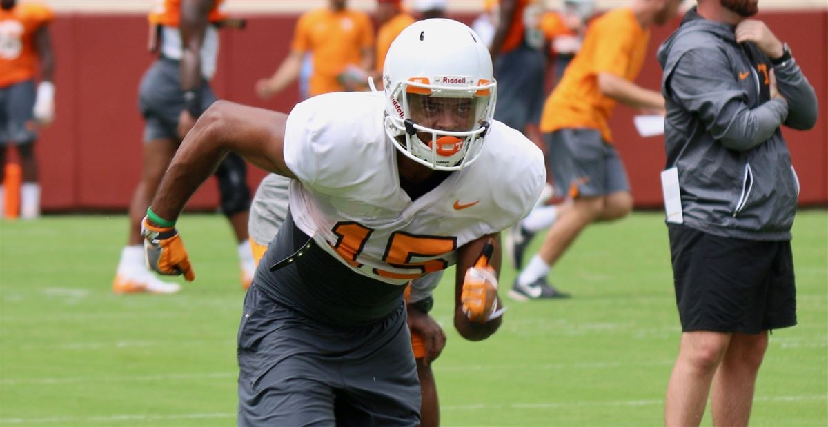 Identifying offensive playmakers still work in progress for Vols