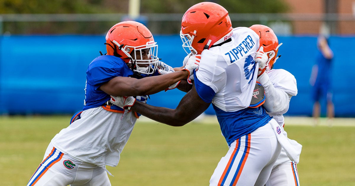 Spring Storyline: Can Zipperer solve blocking woes at tight end?
