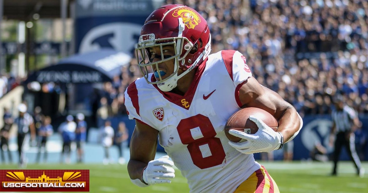 USC Football: St. Brown, Taylor-Stuart up in the air for Utah