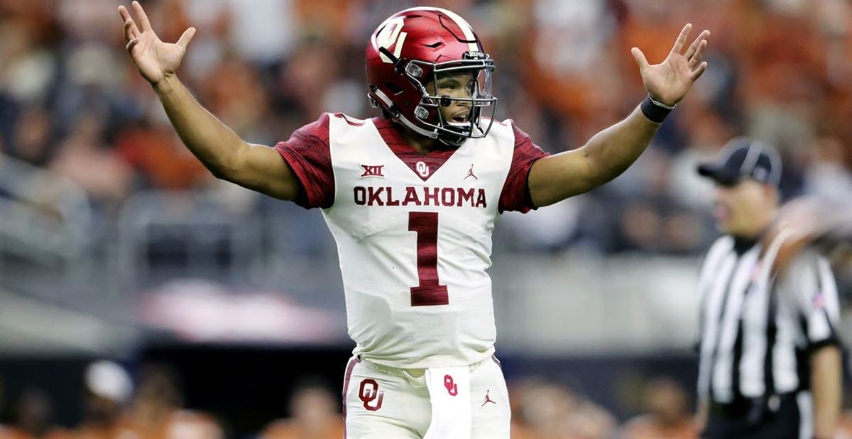7e29c435c Giants select quarterback Kyler Murray in PFF 2019 Mock Draft