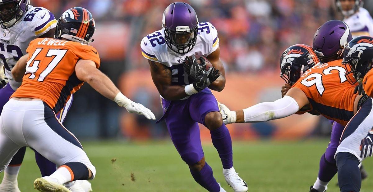 Vikings vs. Jaguars: Rookies to watch on Saturday