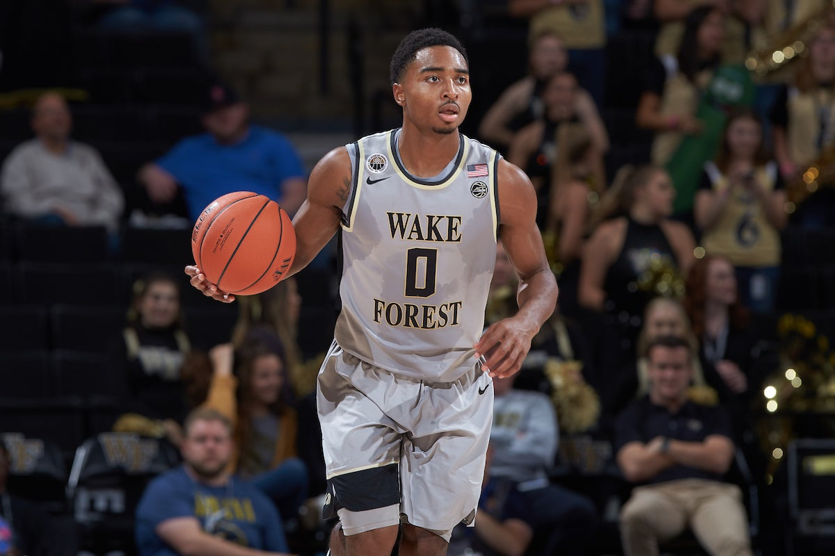 Childress sees 0-0 record as Deacs enter ACC play