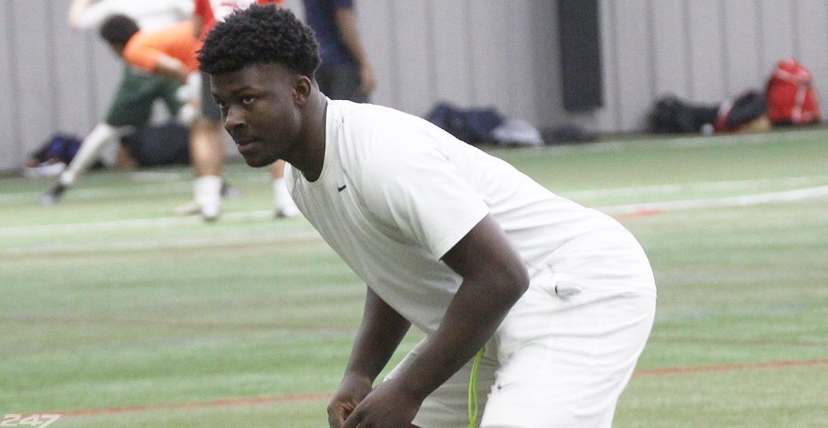 2020 Michigan LB gets first offer