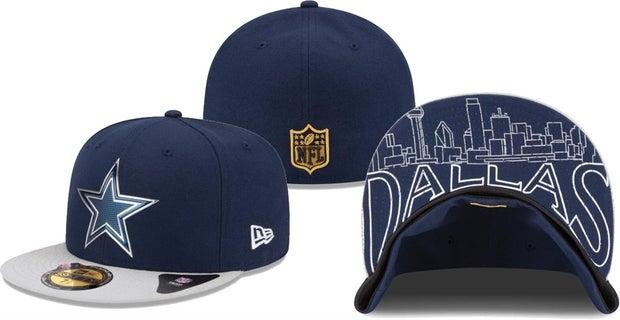 Get your Dallas Cowboys 2015 NFL Draft hat d550fe406e9