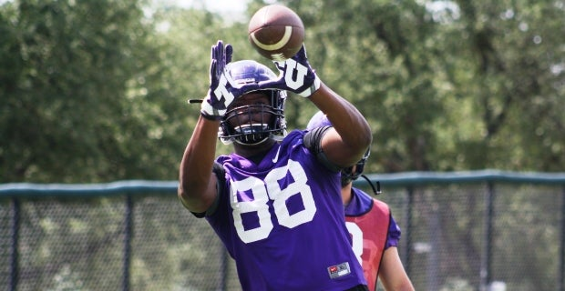 TCU Fall Camp Review: Tight Ends